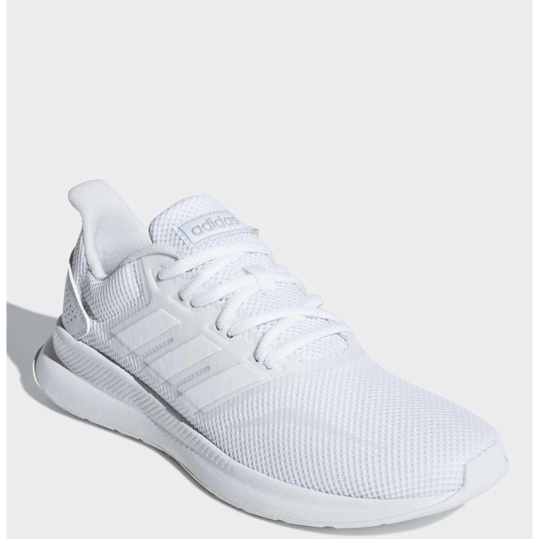 2c07a95e6c5e9 Zapatilla de Mujer Adidas Blanco runfalcon
