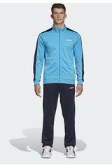 Adidas Negro / turquesa de Hombre modelo mts basics Buzos Deportivo
