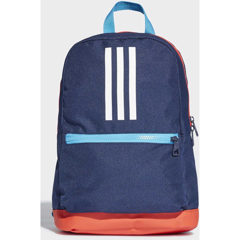 d03fa8b9d Mochila de Niño Adidas Azul / naranja adidas 3s bp   platanitos.com