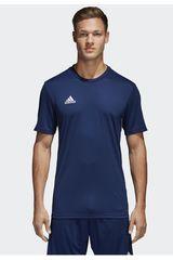 Adidas Azul de Hombre modelo core18 jsy Deportivo Polos