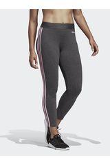 Adidas Plomo / rosado de Mujer modelo w e 3s tight Deportivo Leggins