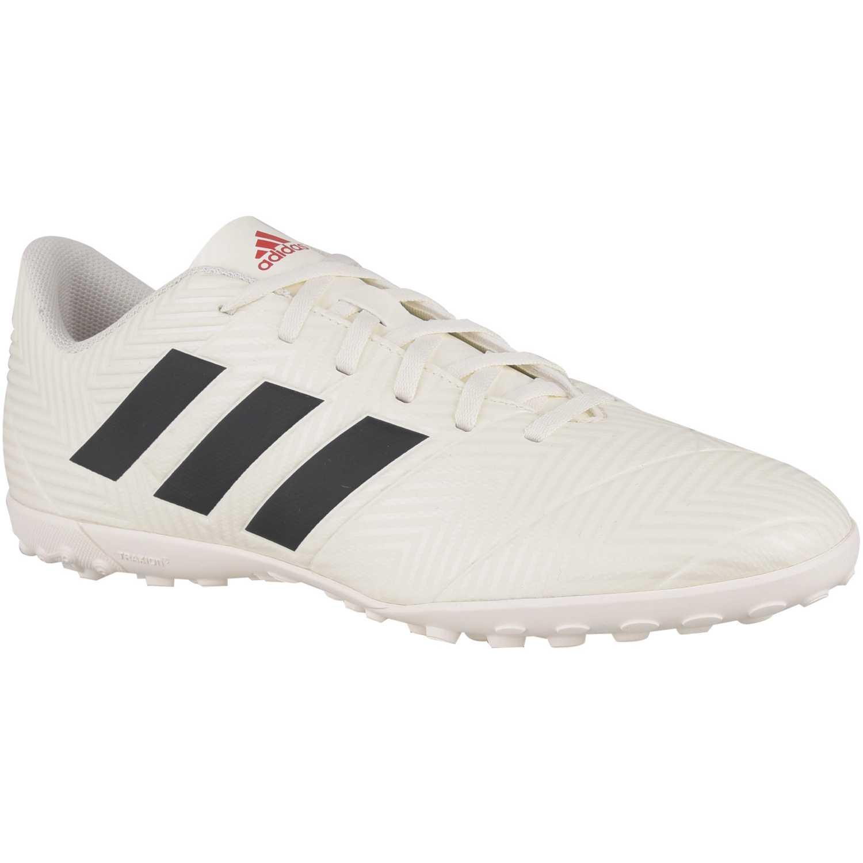 Zapatilla de Hombre Adidas Blanco   negro nemeziz 18.4 tf ... 72d207cf5c157