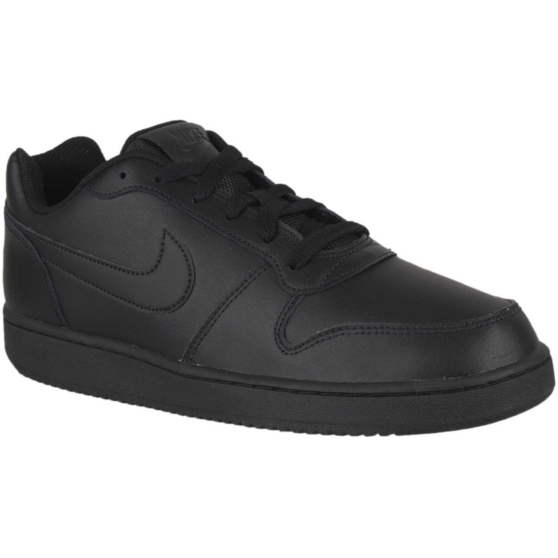 Zapatilla de Hombre Nike Negro   negro nike ebernon low  6895c1fd54800