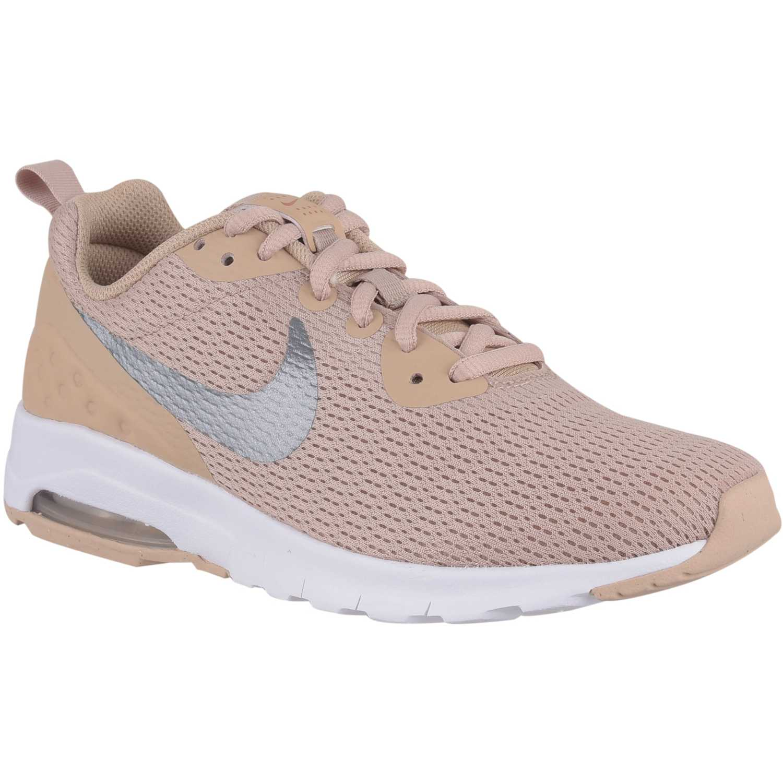 51243afa2 Zapatilla de Mujer Nike Marrón   plomo wmns nike air max motion lw ...