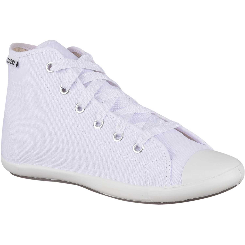 Zapatilla de Mujer Tigre Blanco 50917060