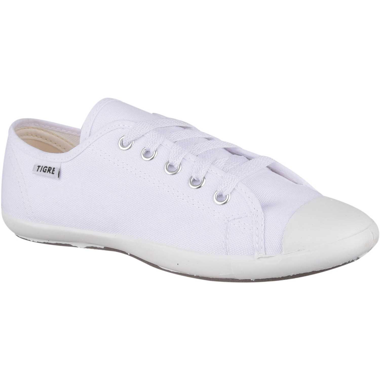 Zapatilla de Mujer Tigre Blanco 55917260
