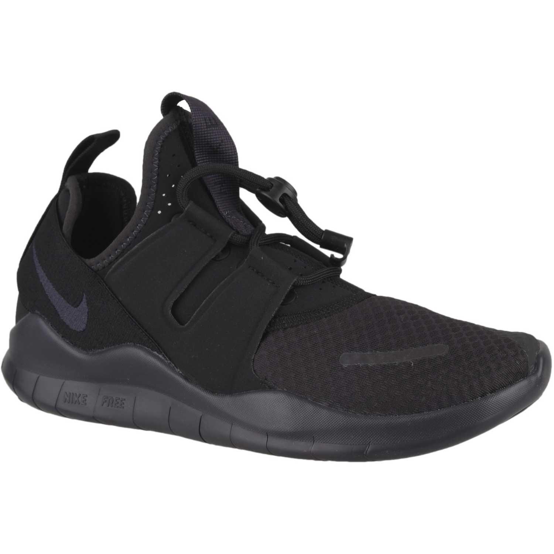 2fc229a53a78d Zapatilla de Hombre Nike Negro   negro nike free rn cmtr 2018 ...