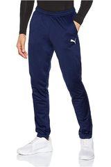 Puma Azul de Hombre modelo liga training pant core Pantalones Deportivo