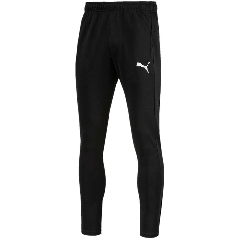 f3c8e52f8 Pantalón de Hombre Puma Negro / blanco active tricot pants cl ...