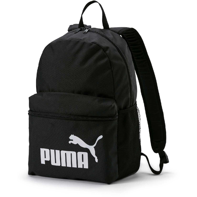 Mochila de Hombre Puma Negro / blanco puma phase backpack