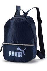 Mochila de Mujer Puma Azul wmn core seasonal archive backpack