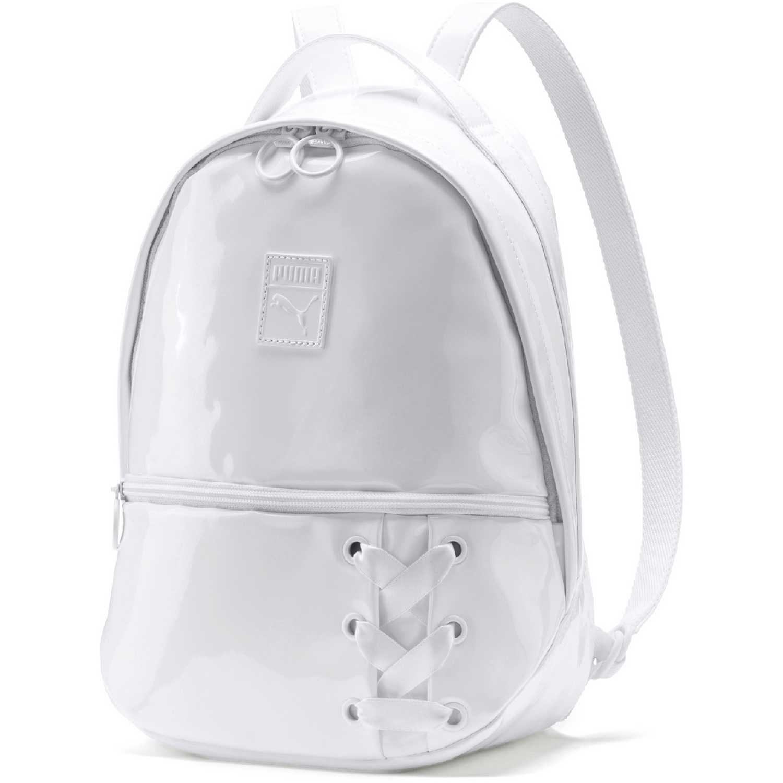 3dee62c285a5 Mochila de Mujer Puma Blanco prime archive backpack crush ...