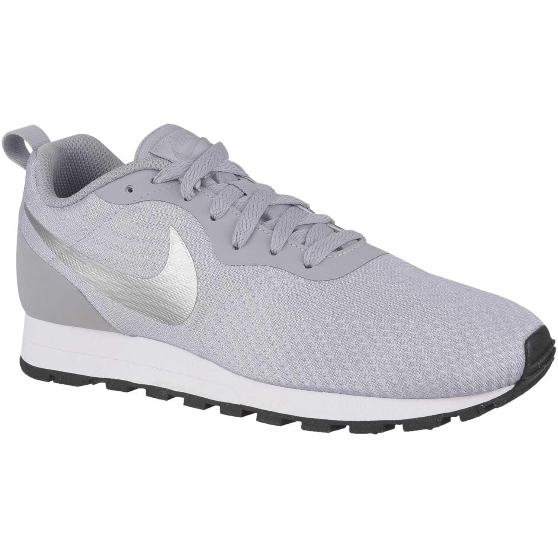 69b532282 Zapatilla de Mujer Nike Gris wmns nike md runner 2 eng mesh ...