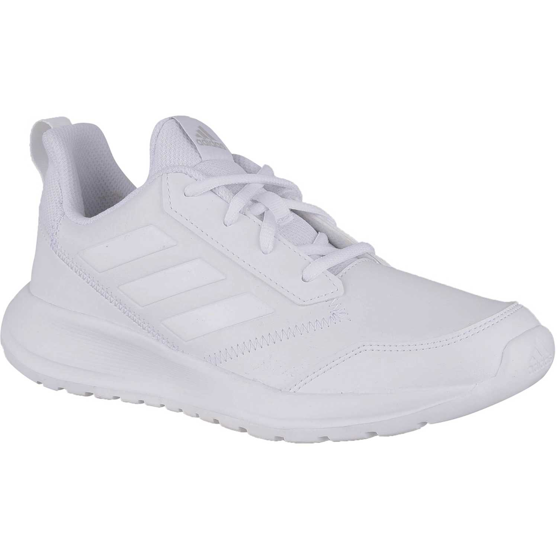 Zapatilla de Jovencito Adidas Blanco altarun k
