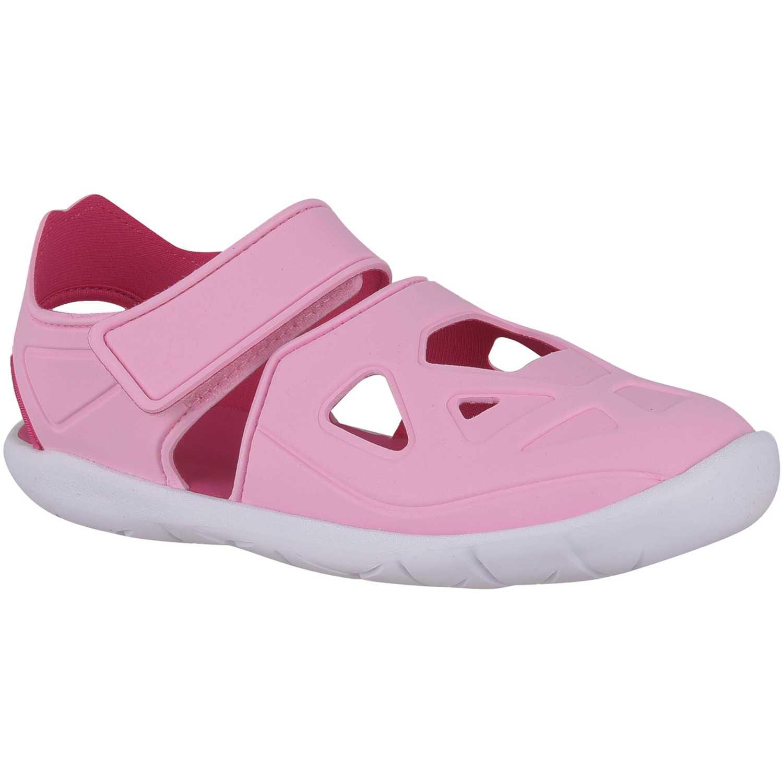 Calzado de Jovencita Adidas Rosado / blanco fortaswim 2 c