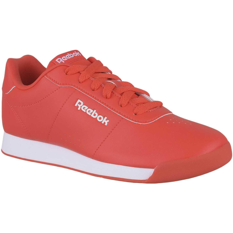 Zapatilla de Mujer Reebok Rojo / blanco reebok royal charm