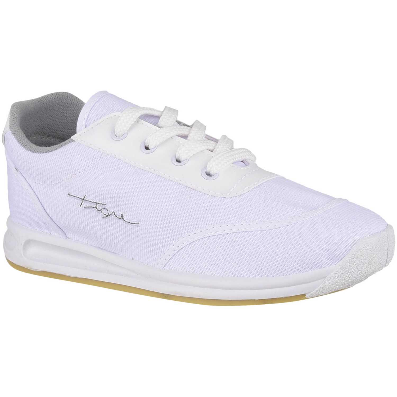 Zapatilla de Mujer Tigre Blanco 55917090