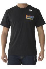 Polo de Hombre ONEILL Negro lm 1st name t-shirt
