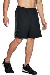 Under Armour Negro de Hombre modelo woven graphic short-blk Deportivo Shorts