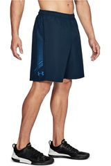 Short de Hombre Under Armour Navy woven graphic short-nvy