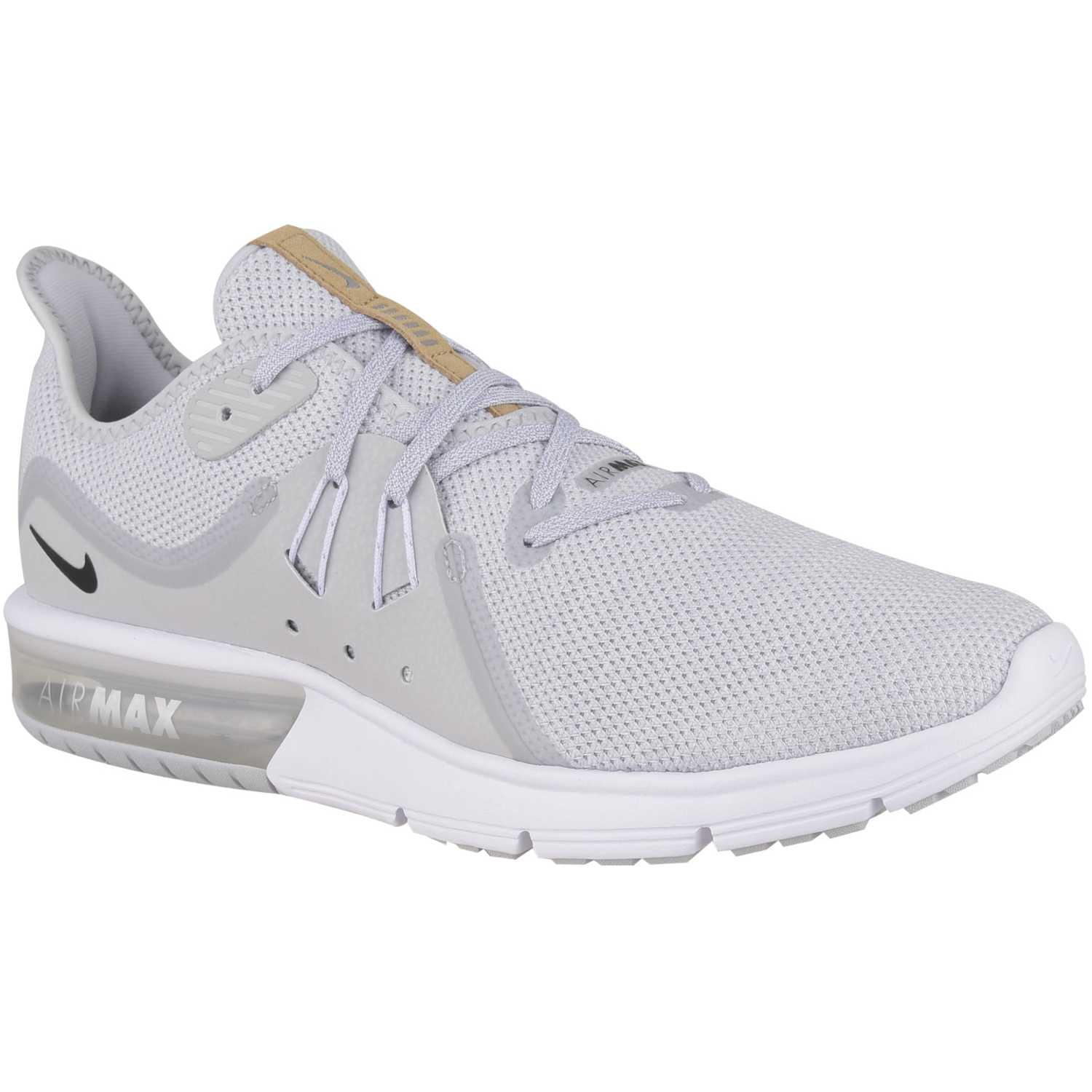 huge discount 37970 bdba2 Zapatilla de Hombre Nike Gris nike air max sequent 3