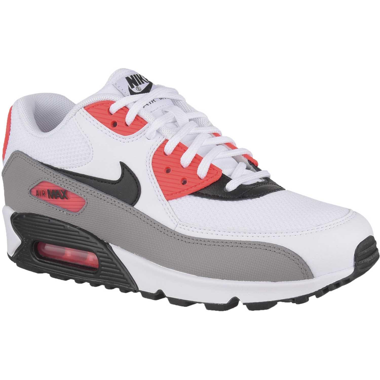 Zapatilla de Mujer Nike Blanco / rojo wmns air max 90