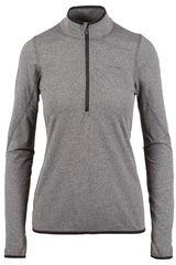 Merrell Gris de Mujer modelo wms betatherm 1/4 zip fleece Casacas Deportivo