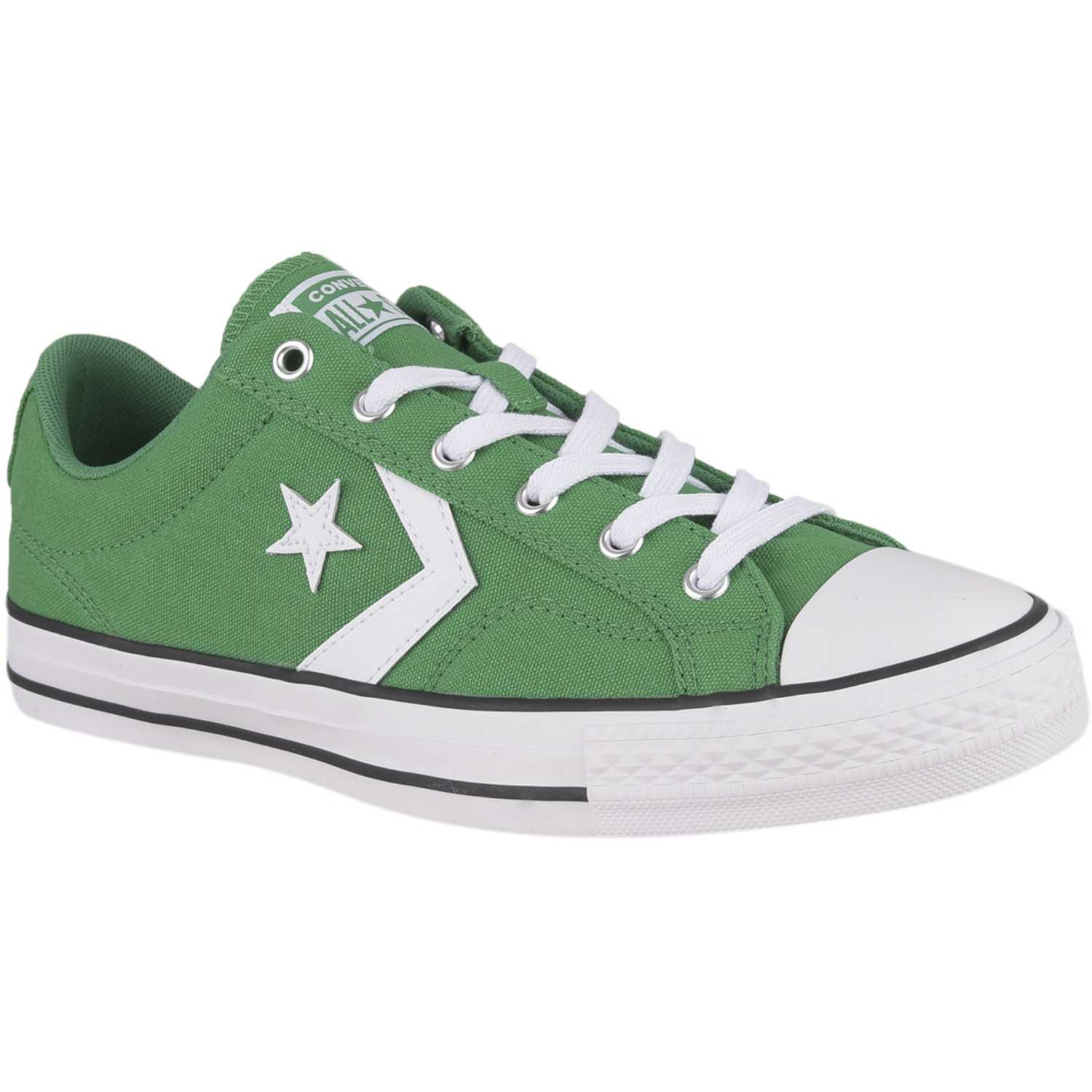 Zapatilla de Hombre Converse Verde / blanco star player canvas