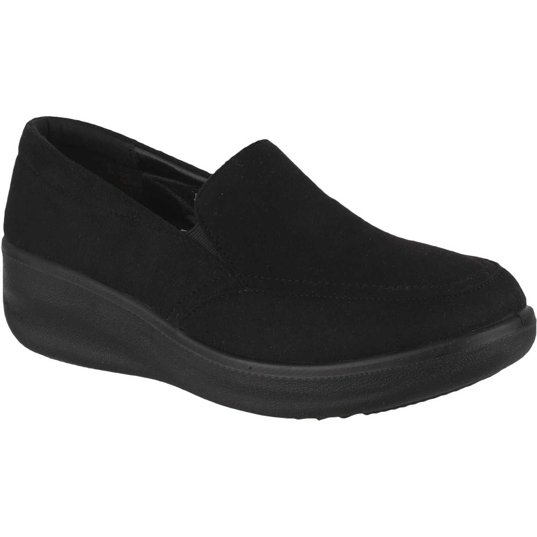 Calzado de Mujer Platanitos Negro cpw 8312