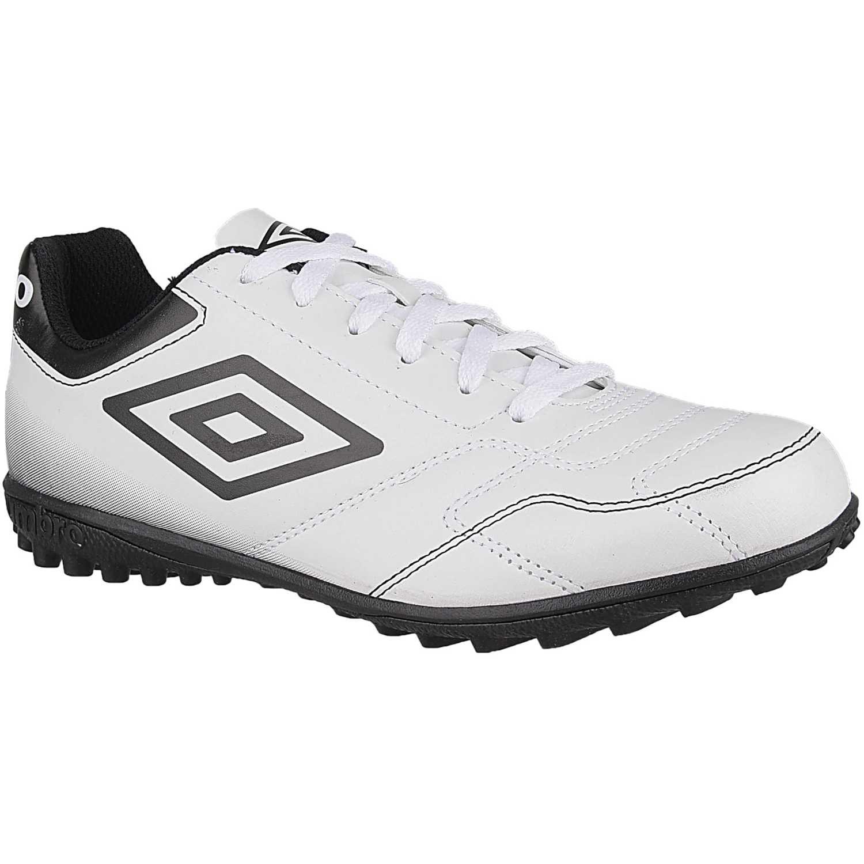 Zapatilla de Hombre Umbro Blanco / negro umbro classico vi tf