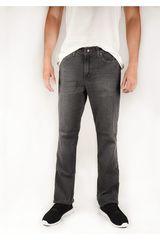Wrangler Plomo de Hombre modelo brockton authentic Jeans Casual Pantalones