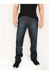 Lee Azul de Hombre modelo brooklyn vintage Casual Pantalones Jeans