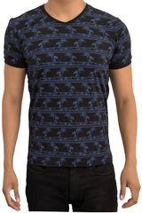 ROCK & RELIGION Azul / negro de Hombre modelo georgetown Deportivo Polos