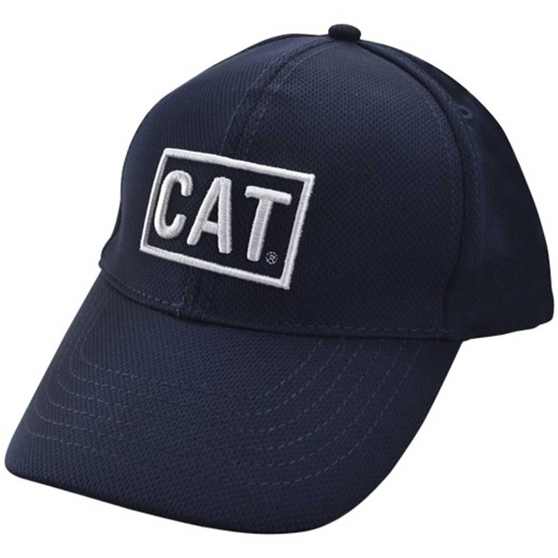 Gorro de Hombre CAT Navy simplified trucker hat
