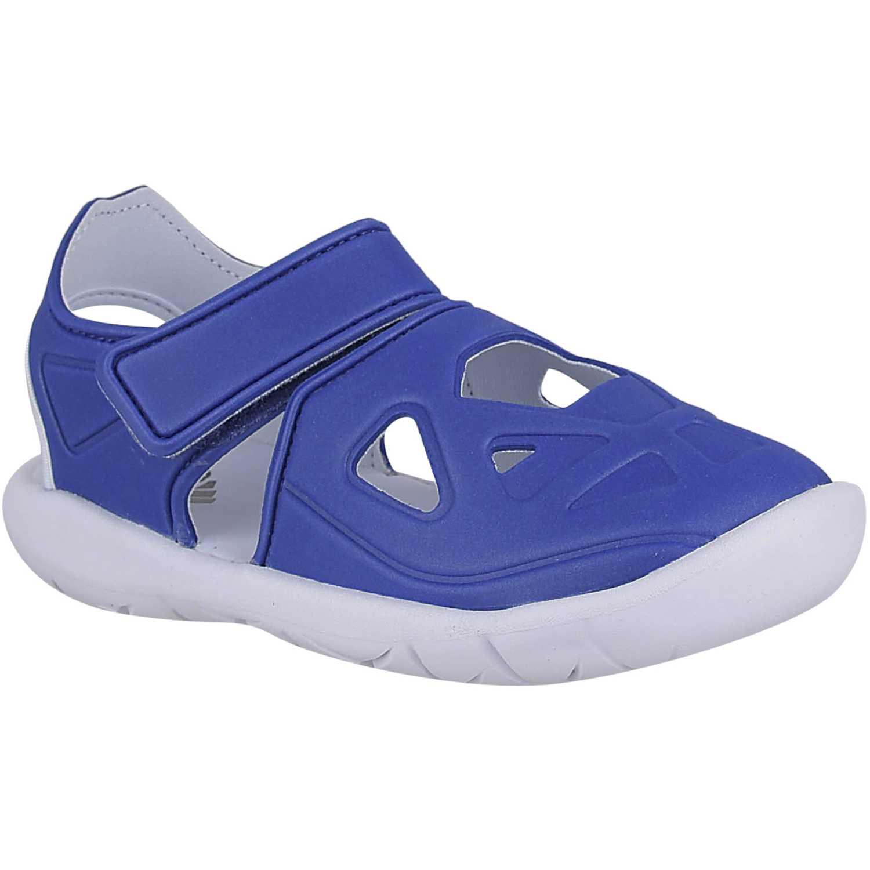 Sandalia de Niño Adidas Azul / blanco fortaswim 2 c