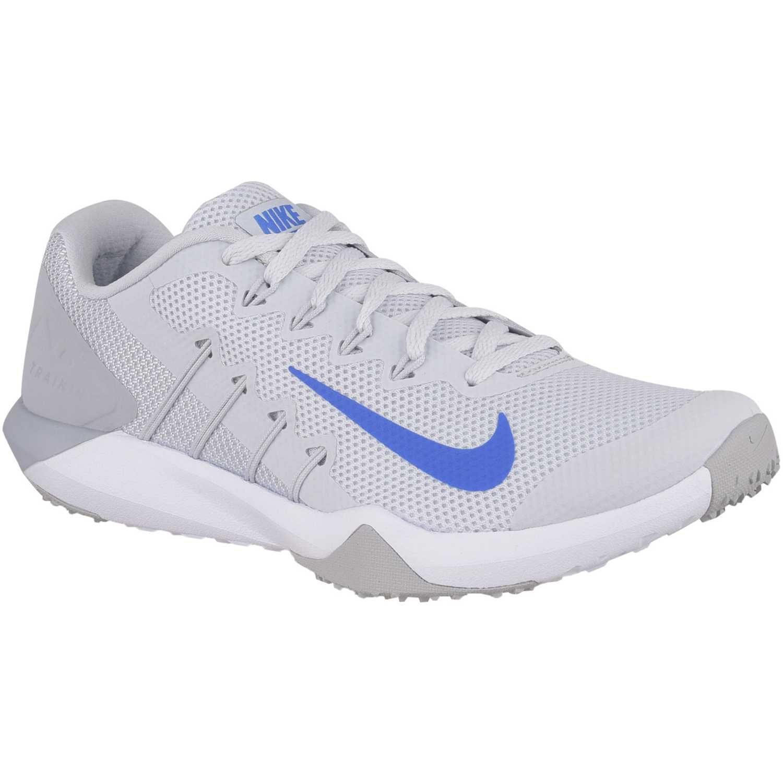Zapatilla de Hombre Nike Blanco / gris nike retaliation tr 2