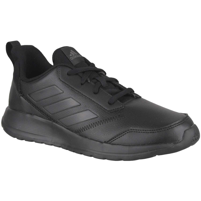 Zapatilla de Jovencito Adidas Negro altarun k