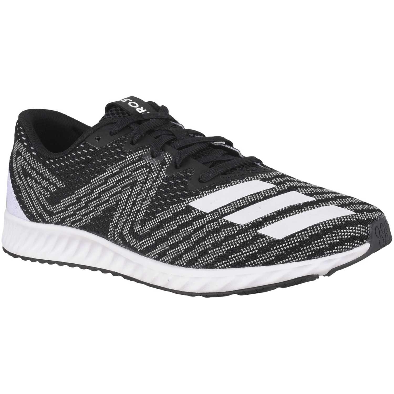 check out 41f43 a2523 Zapatilla de Hombre Adidas Negro aerobounce pr m