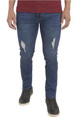 ROCK & RELIGION Stone de Hombre modelo fisher Jeans Casual Pantalones