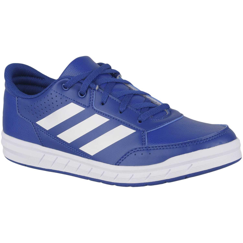 Zapatilla de Jovencito Adidas Azulino altasport k