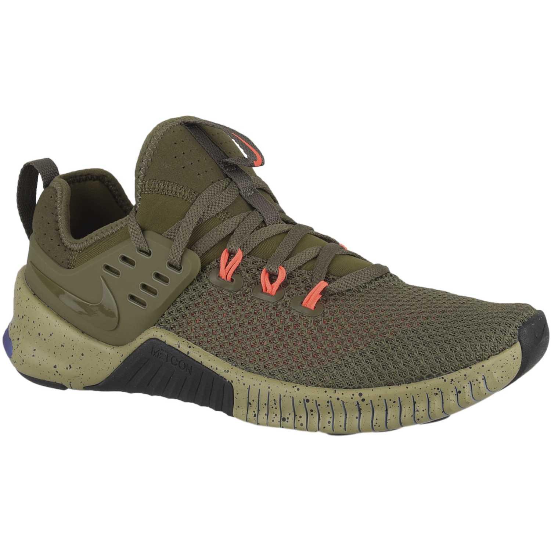 Zapatilla de Hombre Nike Olivo nike metcon free