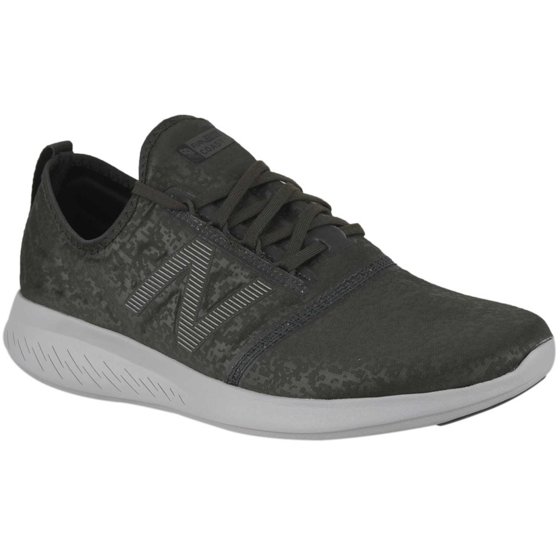 Zapatilla de Hombre New Balance Verde / gris mcstlrr4