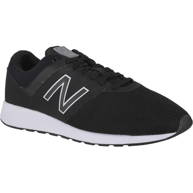 Zapatilla de Hombre New Balance Negro / blanco mrl24ta