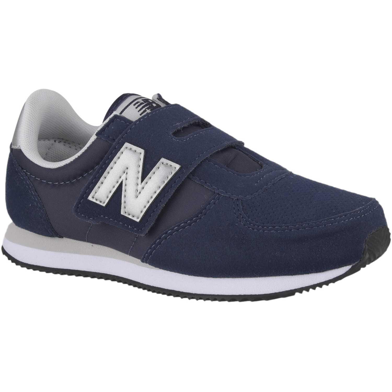 Zapatilla de Niño New Balance Navy 220