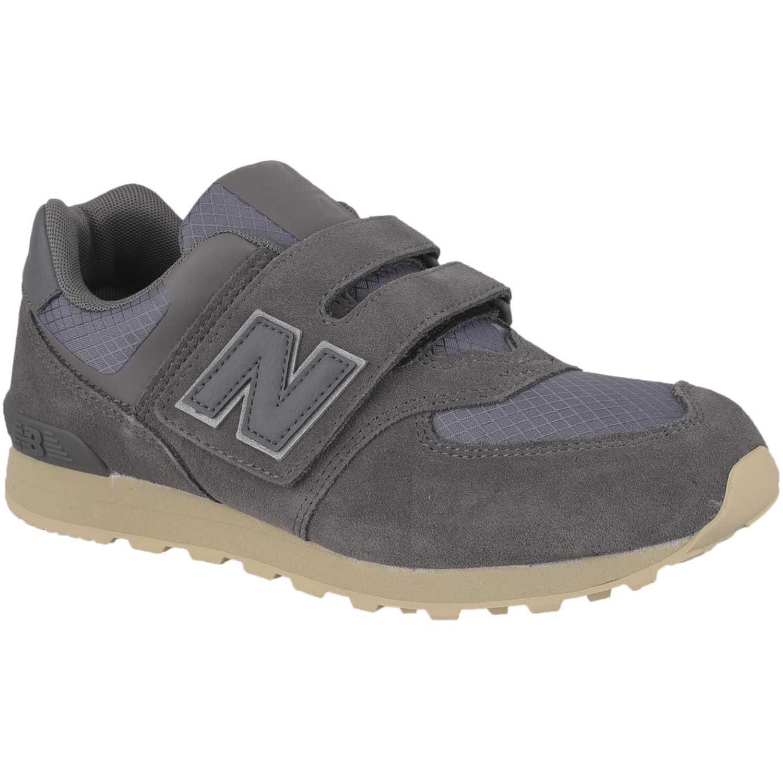 Zapatilla de Niño New Balance Marron s574