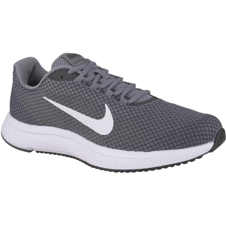 Zapatilla de Hombre Nike Gris   blanco nike runallday  ffd97070c