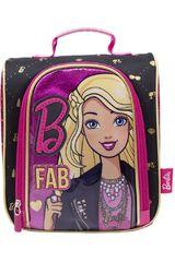 Lonchera de Niña Barbie lonchera barbie Fucsia / negro