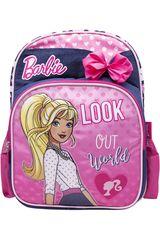Barbie Rosado de Niña modelo mochila barbie Mochilas