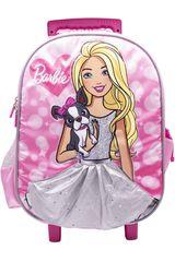 Barbie Rosado de Mujer modelo maleta con ruedas barbie Maletínes Mochilas