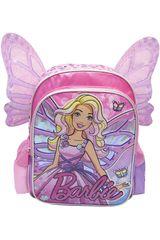 Mochila de Niña Barbie Rosado mochila barbie